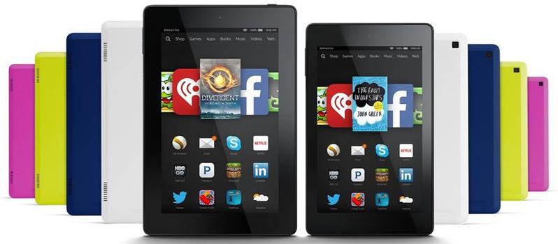 Amazon Yeni Tabletlerini Duyurdu : Kindle Fire HD 6 ve ...