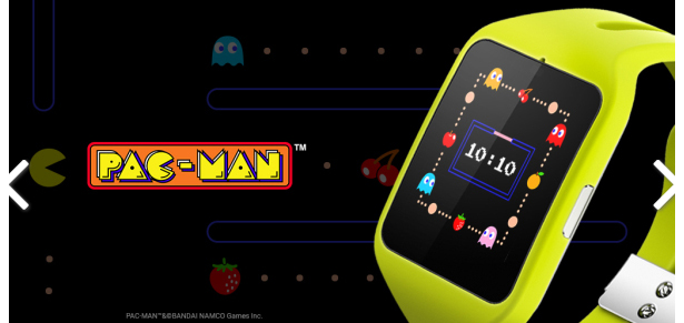 android-wear-pacman