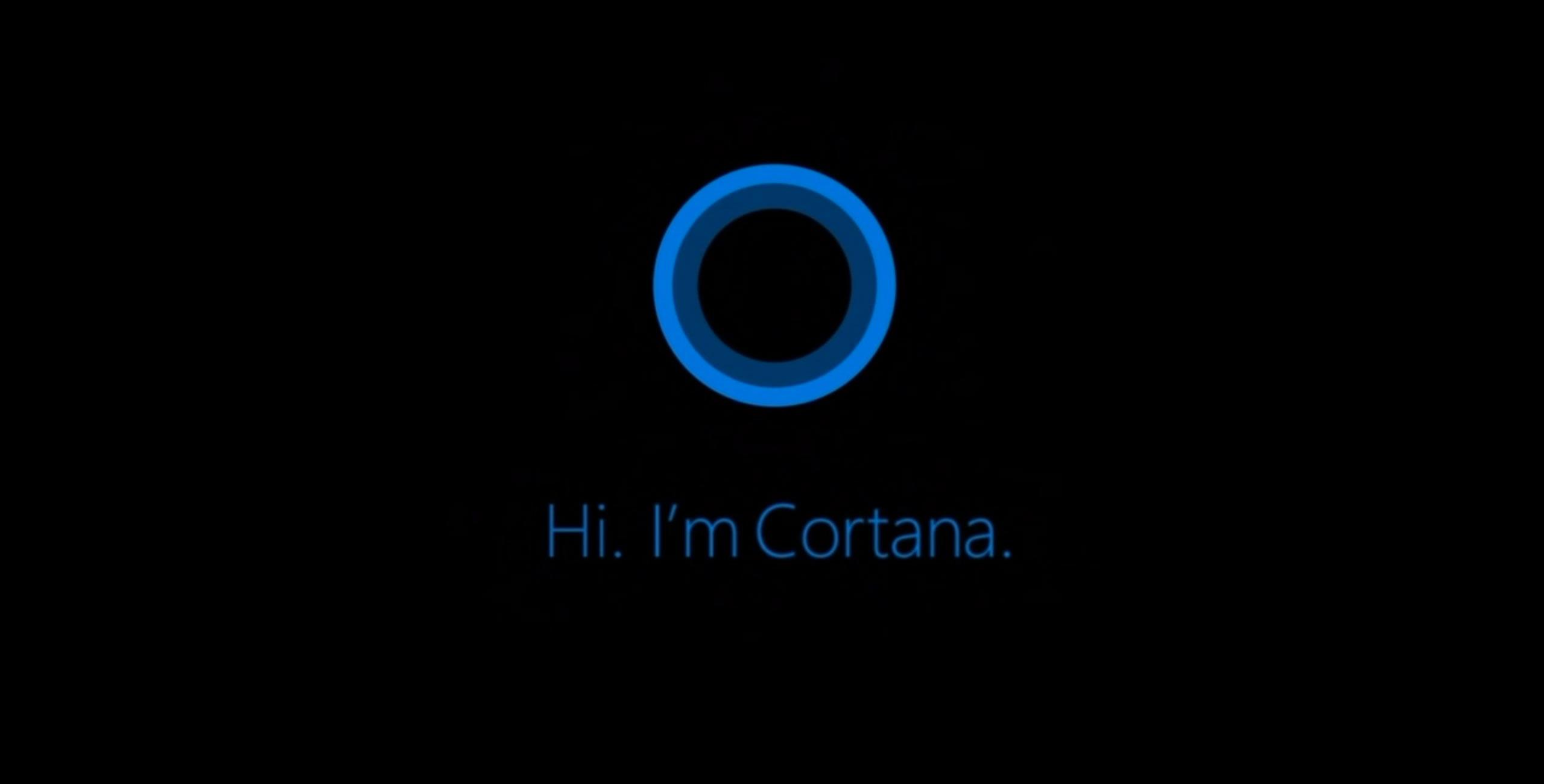 Cortana Nedir?