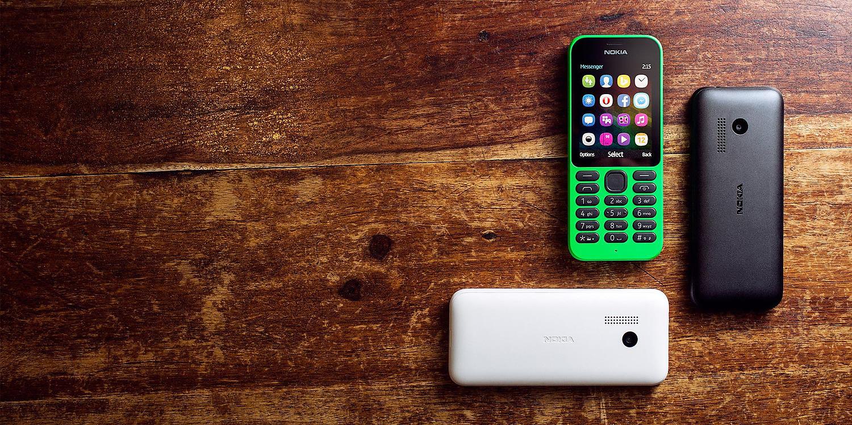 Microsoft'un Ürettiği Nokia 215 Hala Yok Satılıyor!