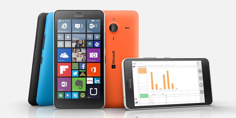 Lumia 640 özellikleri
