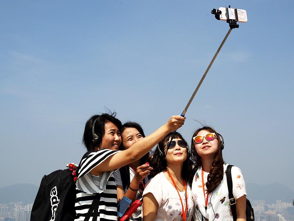 Etiket: selfie nasıl çekilir
