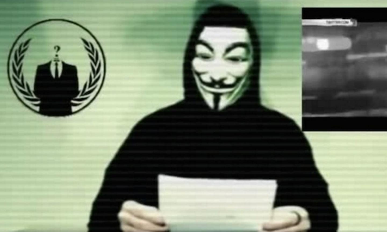 Anonymous Türkiye'ye Saldırdı