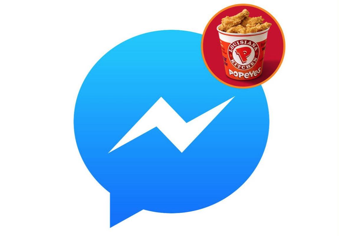 Popeyes Türkiyenin ilk Messenger Botunu Kullanıma Sundu