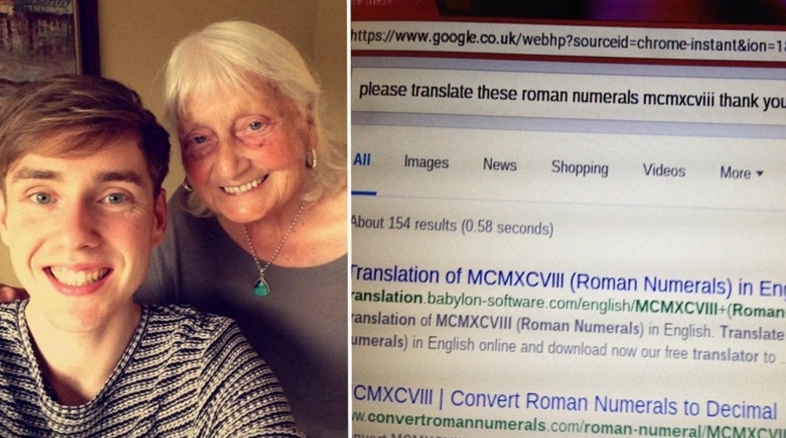 Google Kibar Anneanneye Cevap Verdi