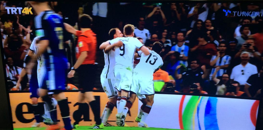 TRT'de Euro 2016 4K