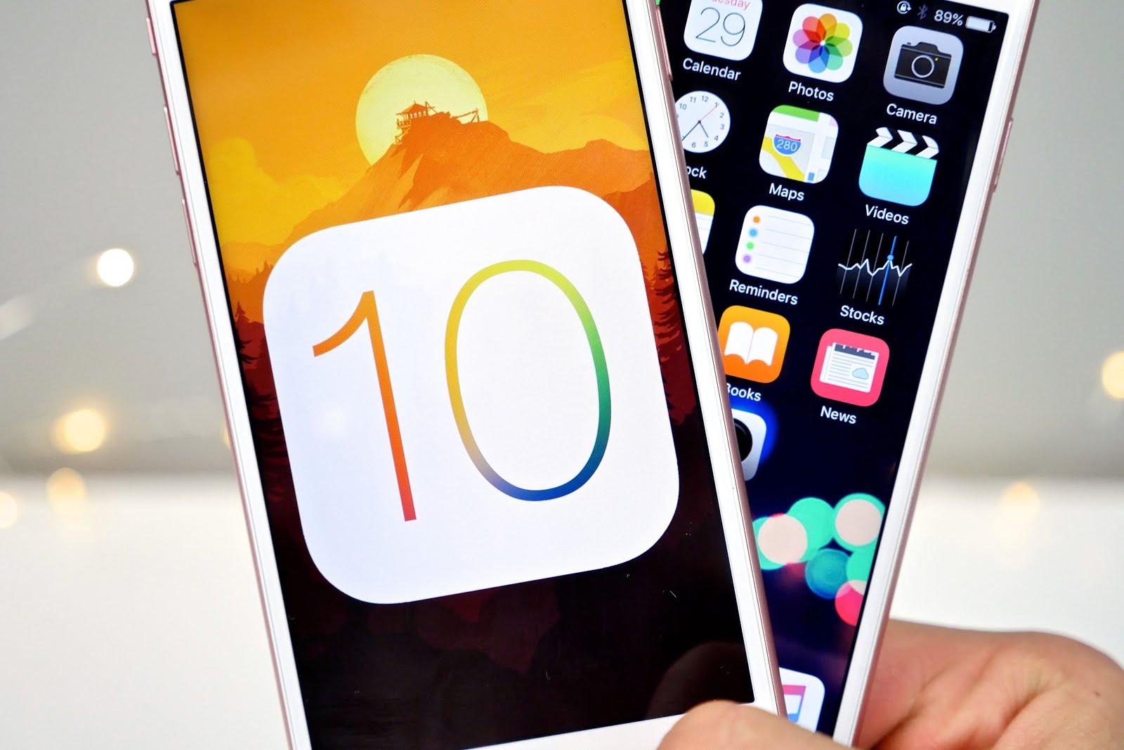 iOS 10 ile iPhone Depolama Alanı Artıyor