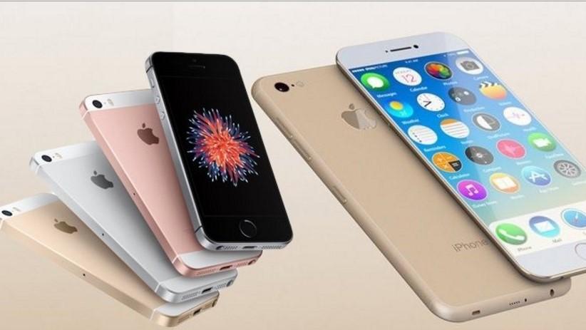 iPhone 7 Renkleri Kesinleşti