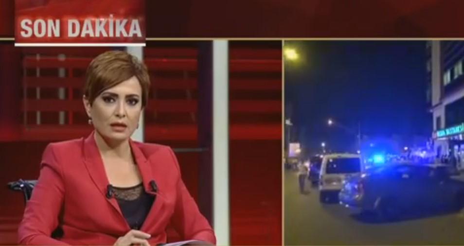 Yanlışlıkla CNN Türk Canlı Yayınına Bağlanan Adam