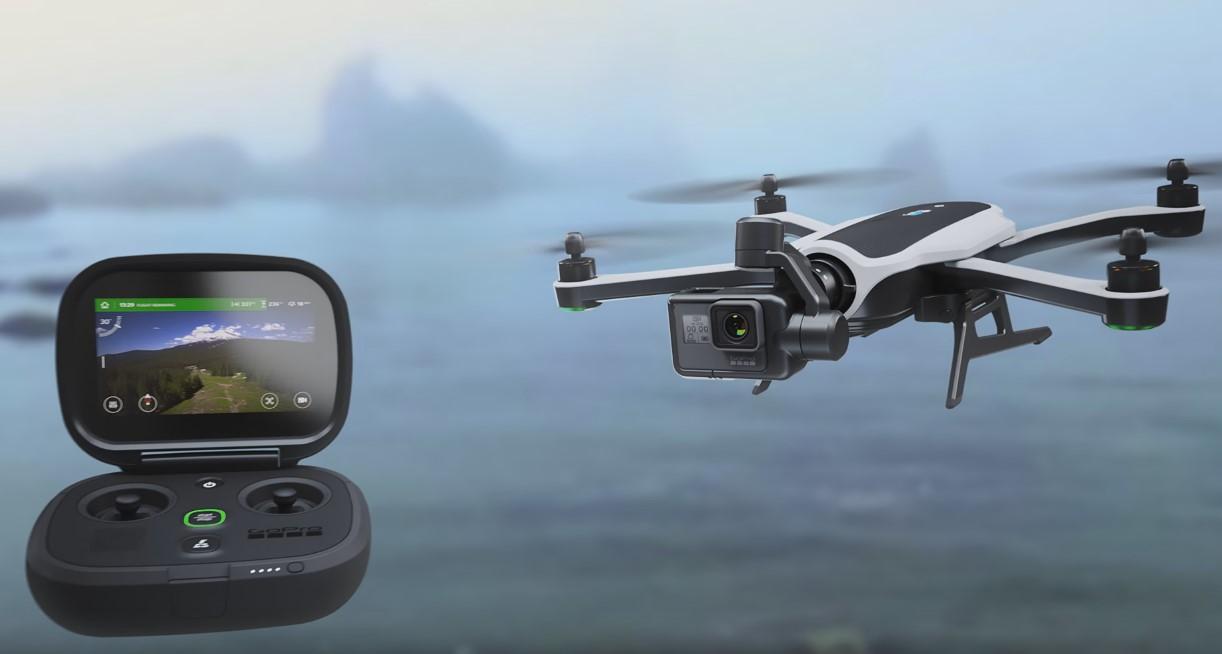 GoPro Kendi Drone'unu Duyurdu: GoPro Karma!