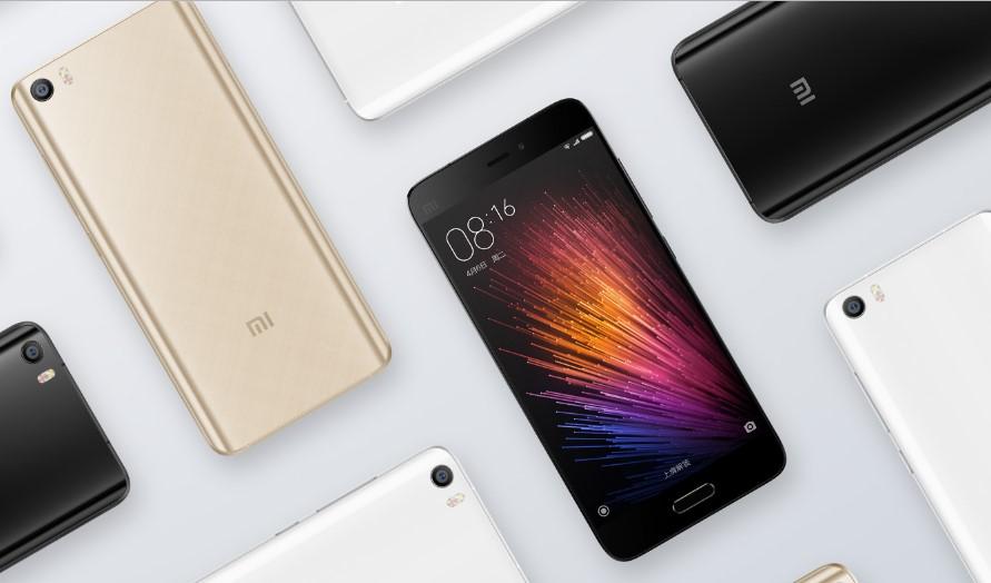Xiaomi Mi 5S Talep Patlaması Yaşıyor