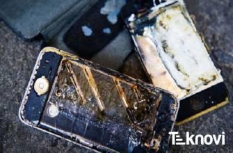 iPhone 7 Patladı