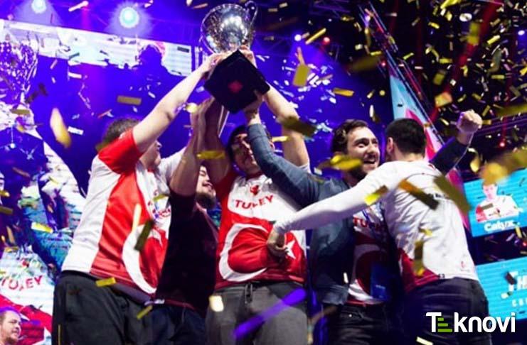 Türkiye CS:GO Dünya Şampiyonluğu Final Karşılaşması Tekrarı!