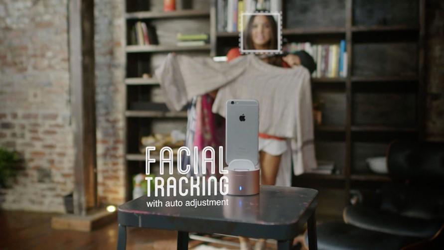 Akıllı Telefonla Profesyonel Görüntüler Çeken Robot