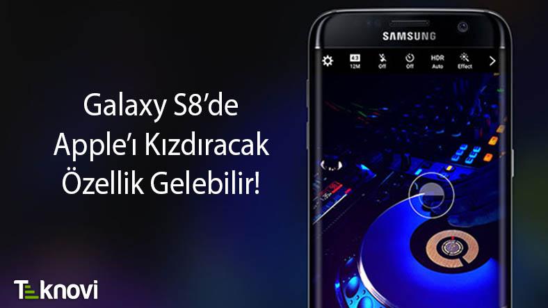 Samsung'dan Kritik Galaxy S8 Açıklaması!
