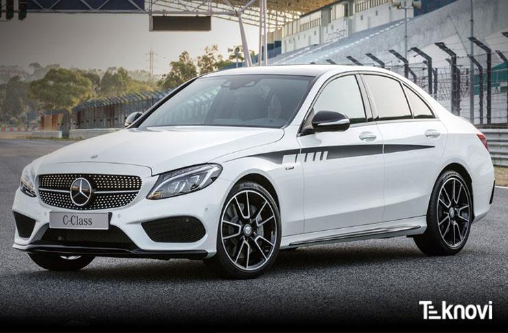 Mercedes Araçlara Drift Modu