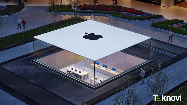 Lansman Öncesi Apple Store Kapatıldı