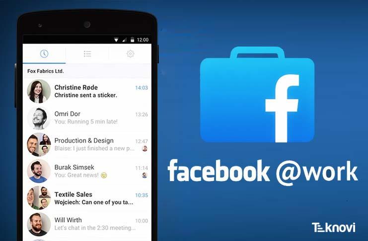 Facebook Work Nedir? Nasıl Kullanılır?