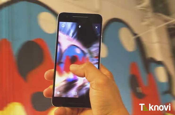 Google'ın Yeni Uygulaması Sprayscape Yayınlandı