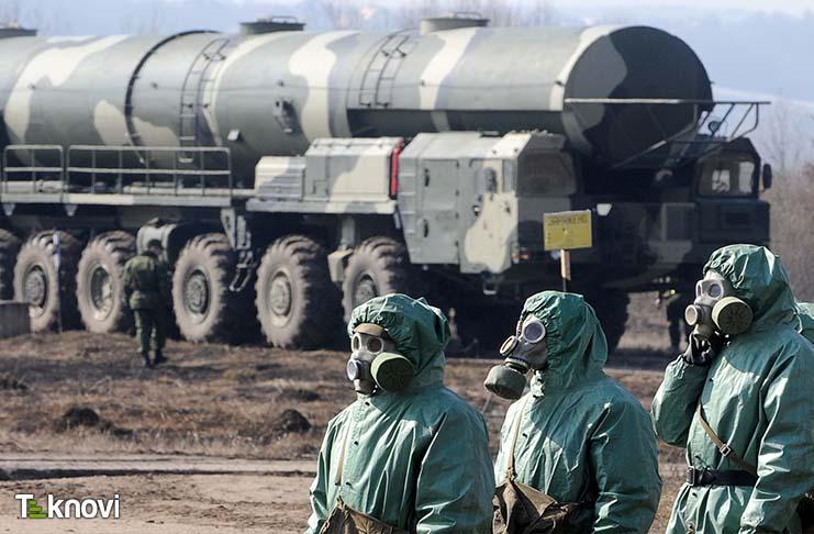 Rusya 3. Dünya Savaşına Hazırlık Yapıyor