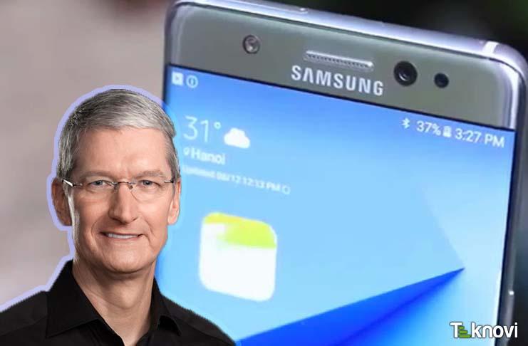 Apple CEO'su Tim Cook'dan Samsung Kullanıcılarına Davet!