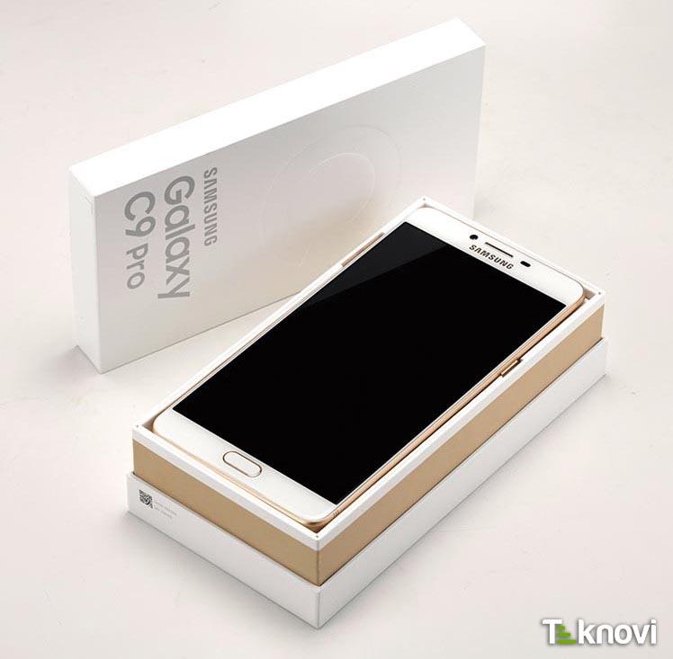 Samsung Galaxy C9 Pro Özellikleri ve Fiyatı