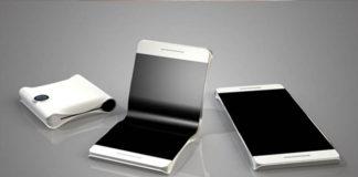 Apple Katlanabilir iPhone için Patent Aldı!