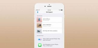 Apple Destek Uygulaması Çıktı
