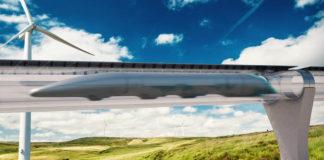 Hyperloop One Tanıtıldı