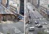Japonlar Çöken Bir Otoyolu 48 Saatte Düzeltti!