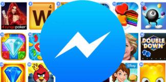 Facebook Messenger Oyun Oynatacak!
