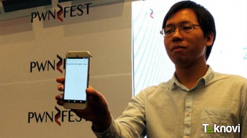 Google Pixel Hacklendi 120 Bin Dolar Ödül Verildi!