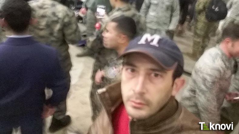 GTA Oynar Gibi Amerikan Üssüne Giren Türk