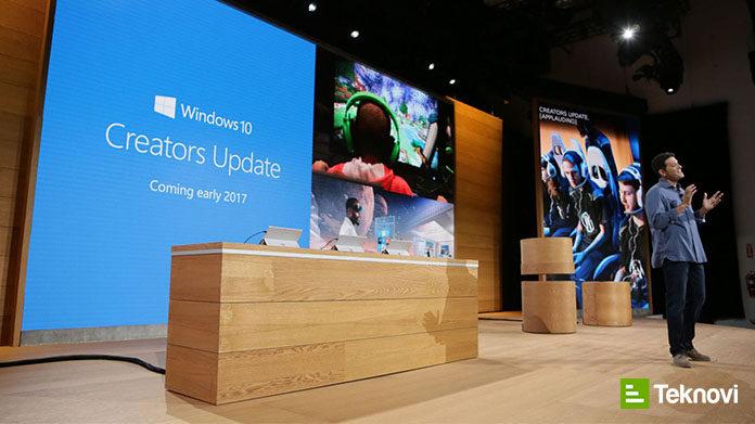 Windows 10 Creators Update ile Gelen Özellikler ve Detaylar!