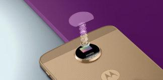 Motorola Moto X 2017'nin Tasarımı Sızdırıldı