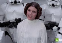 Star Wars'un Efsane ismi Carrie Fisher Hayatını Kaybetti