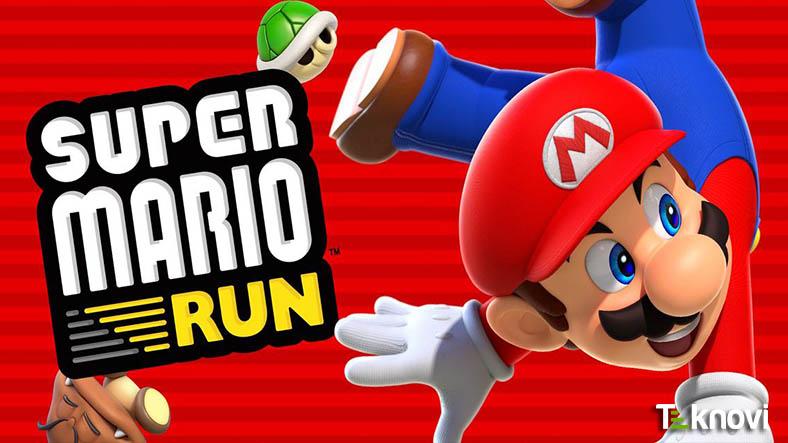 Super Mario Run Nasıl Yüklenir