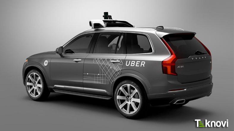 Uber Kaliforniya Yönetimi ile Karşı Karşıya Geldi!
