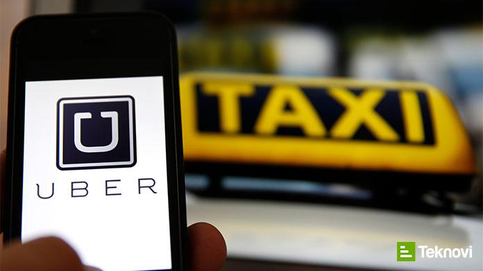 Uber'in Yasaklanması Sonrasında Resmi Açıklama Geldi!