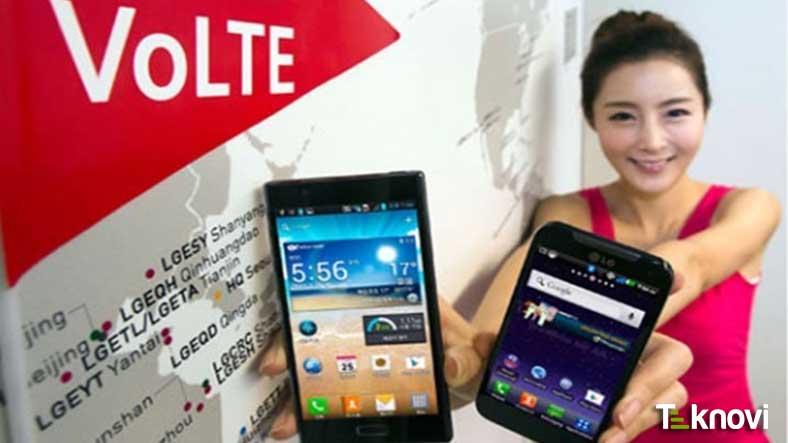 Vodafone VoLTE iPhone modellerine Geldi