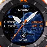 Casio Android Akıllı Saati WSD-F20'yi Tanıttı!