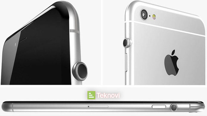 Yeni iPhone Digital Crown ile Gelebilir!
