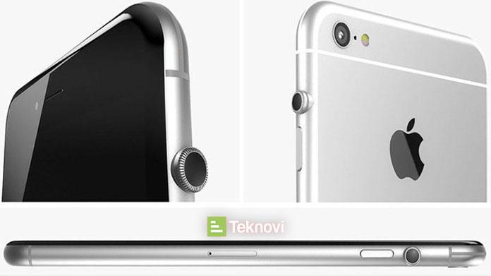Yeni iPhone Digital Crown ile Gelebilir!
