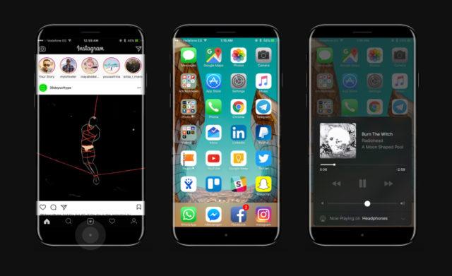 iPhone 8 Tasarımı Sızdırıldı!