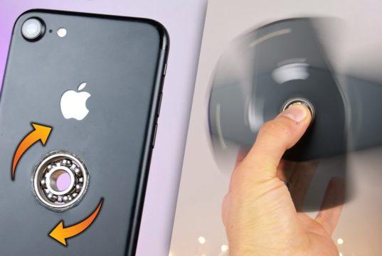 iPhone 7'den Stres Çarkı Yaptı!