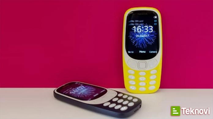 Yeni Nokia 3310 Teknik Özellikleri ve Fiyatı Belli Oldu!
