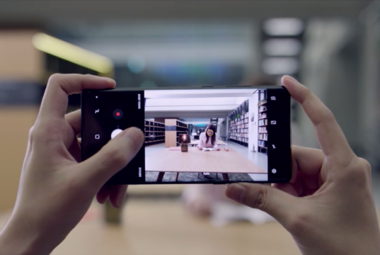 Galaxy Note 8 Kamerası