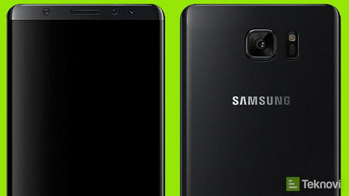Samsung Galaxy S8 Ortaya Çıktı!