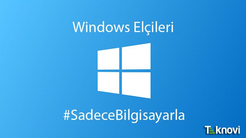 Windows Elçileri Yılbaşı Partisinde Buluştu