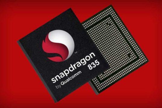 Snapdragon 835 Windows 10 Çalıştıracak!